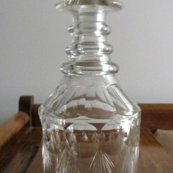 Regency Decanter - Bottles