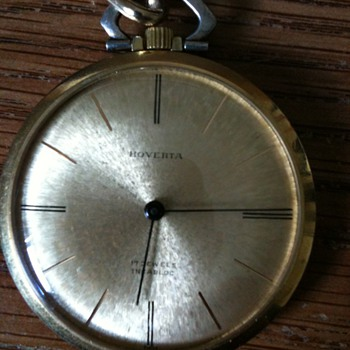Can someone tell me the value of this watch? - Pocket Watches