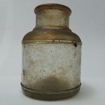 Old Ink Bottle - Bottles