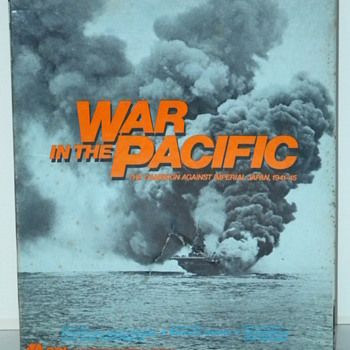 War in the Pacific Board Game - Games
