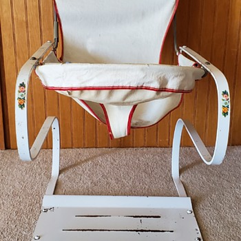 1950's Baby Bouncing Chair - Furniture