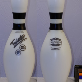 Twister Synthetic Bowling Pin - Sporting Goods