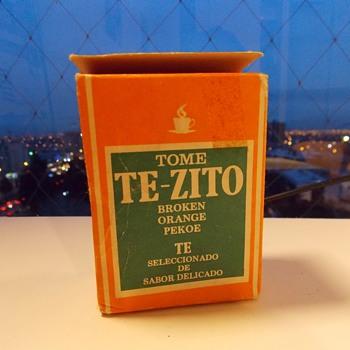 Té Te-Zito - Advertising