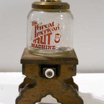 The Great American Nut Machine - Coin Operated