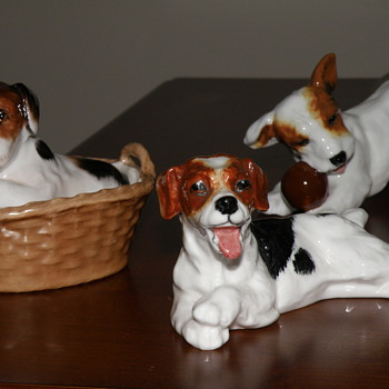 Royal Dalton Fox Hound Collection