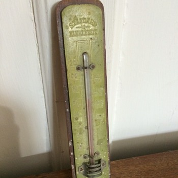 Thermometer, Made in Germany