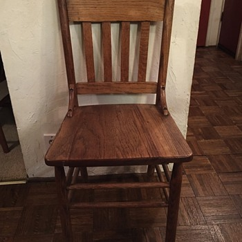 Servant's Chair