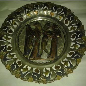 Eqyptian Plate