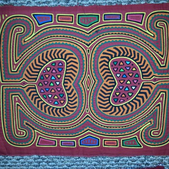 Thift store molas - Rugs and Textiles