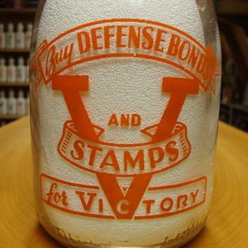 Danville (Ill.) Producers Dairy War Slogan.......