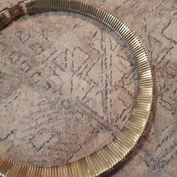 Pegasus Coro Necklace  - Costume Jewelry