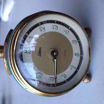 Endura clock German  - Clocks