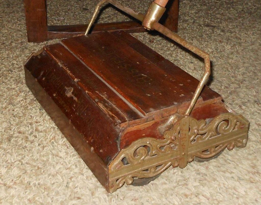 Bissell American Queen Carpet Sweeper 1899 Collectors Weekly