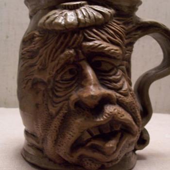 Rumph Mug-  the hangover - Pottery