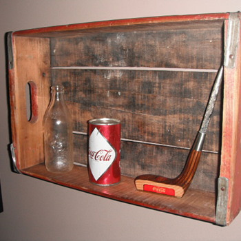 Coke Shadow Box