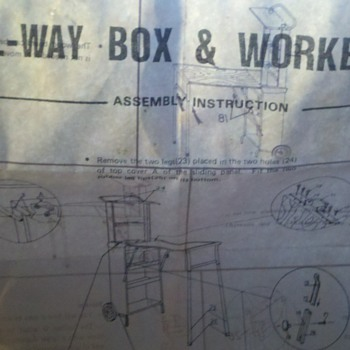 Roll-Way Box & Workbench