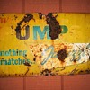 When It Comes to Pumps Nothing Matches Jacuzzi vintage sign