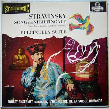 More lp´s from my collection of classical records