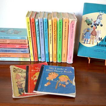 Vintage Ginn Basic Readers - Books
