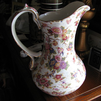 Pretty Formalities Picher - China and Dinnerware