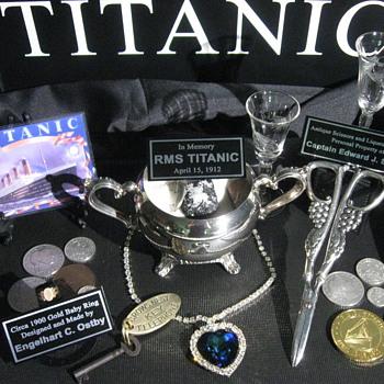 TITANIC  .  .  .  Display