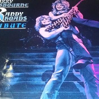 OZZY OSBOURNE & RANDY RHOADS - Records