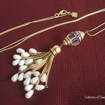 Faux Pearl Triumvirate — Anne Klein, Carolee, Lia Sophia - Costume Jewelry