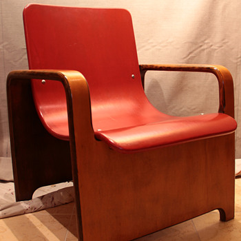 MCM bentwood chair - Furniture