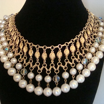 One of my favorite finds... - Costume Jewelry
