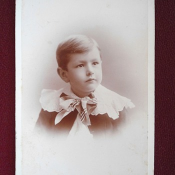 My Great Grandfather - Photographs