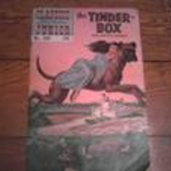 The TinderBox by Hans Christian Andersen - Comic Books