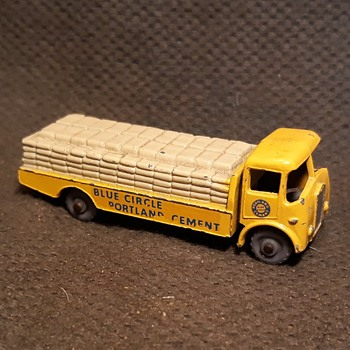 Considerate Consolidated Concrete Matchbox Monday MB 51  Albion Chieftain 1958 - 1963 - Model Cars