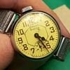 1920s Buster Brown Shoes advertising/character wristwatch