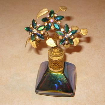 My first perfume bottle - Bottles