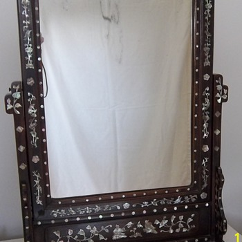 Chinese Dressing Mirror