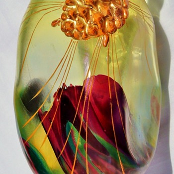 Harrach Hekla Décor IV - Art Glass