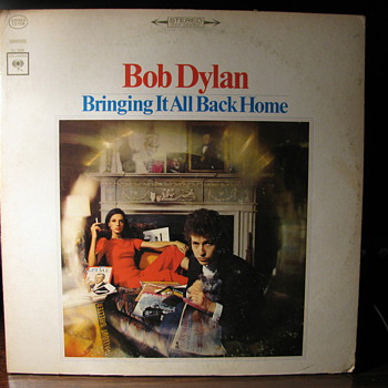 Bob Dylan and Ritchie Valens - Records