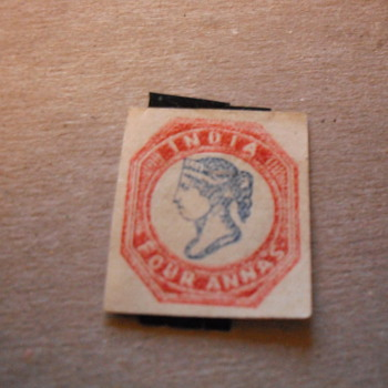 four ann's stamp - Stamps