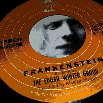 """Nothing Is As Great To The Human Mind, As A Great And Sudden Change..'-Mary Shelleys' 'Frankenstein'. - Records"