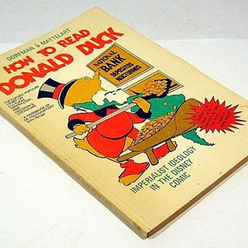 How To Read Donald Duck  - Books