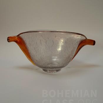 Loetz - more examples Ausführungen 1936  - Art Glass