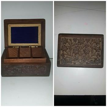 Mid Century Box - Furniture