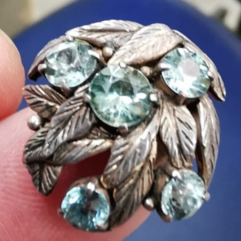 Art and Craft Ring - Fine Jewelry