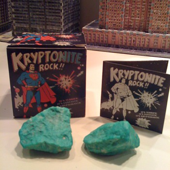 Superman Kryptonite - Comic Books