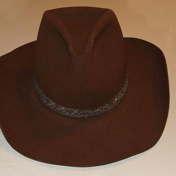 Vintage Resistol Cowboy Hat - Hats