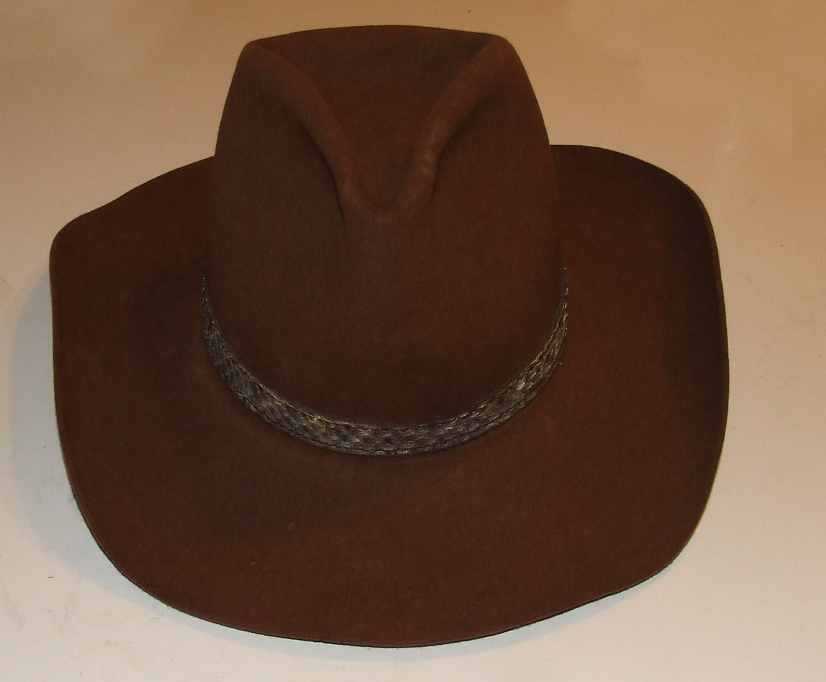 c00583339 Vintage Resistol Cowboy Hat | Collectors Weekly