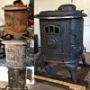 SPF&Co 18B wood stove. 08-20-22