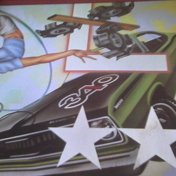"The Cars ""Heartbeat City"""