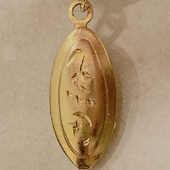 White Cloisonné Beaded Necklace and Bracelet  - Asian