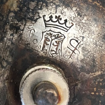 The Mysterious Silver Maker Mark - Silver